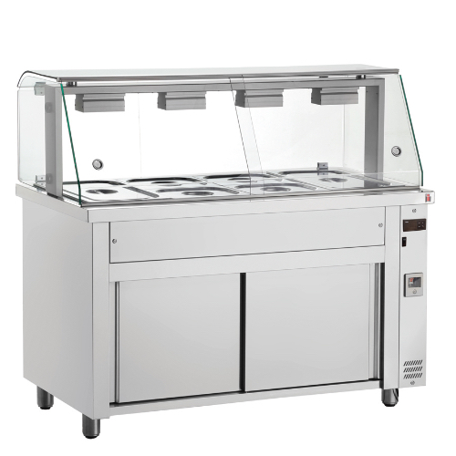 MFV714_Bain_marie_on_cupboard_vitrine